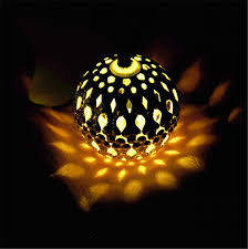 moroccan outdoor lighting. 10 Balls Moroccan String Lights Solar Outdoor Powered LED Fairy Christmas Decoration Wedding Party Lights-in From Lighting