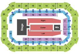 Dow Arena At Dow Event Center Tickets In Saginaw Michigan