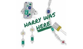 here s what harry winston s new high jewelry looks like
