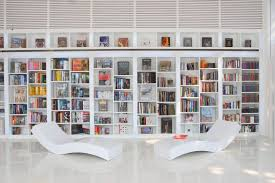 cool library furniture. White Beautiful Library And Reading Room Design Id802 Modern Home Regarding Furniture Designs 19 Cool