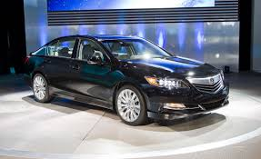 Acura RLX Reviews | Acura RLX Price, Photos, and Specs | Car and ...