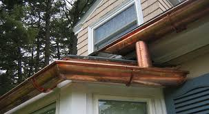 faux copper gutters. Perfect Gutters Investing In A Longlasting Stainless Steel Guttering System Might Be  An Option Or To Increase Visual Appeal You Can Select Copper Gutters To Faux Copper Gutters F