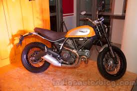 ducati scrambler classic side india indian autos blog