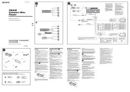 sony car stereo wiring schematics images sony xplod car radio sony cdx gt dx wiring diagram