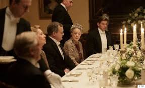 Image result for after dinner drinks at downton