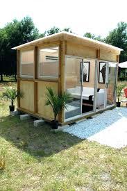 home office pod. Backyard Office Pod. Pod Modern Shed Cabana A Home Ideas . B