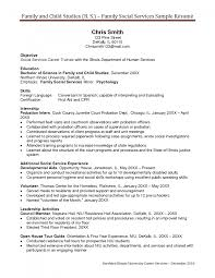 Cover Letter Social Services Resume Template Social Services