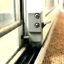sliding door lock repair locks sliding glass doors slider door lock repair sliding glass door lock