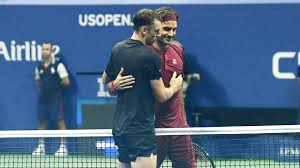 Roger Federer, John Millman react to Fed ouster