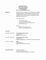 Resume Template Ideas Custom Medical Billing Cover Letter Sample Medical Coding Resume Format