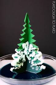 Awesome crystal Christmas trees! This would be a perfect Christmas science  activity for kids!