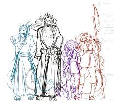 Ref Samurai Dragons Height Chart By Katidragon Fur