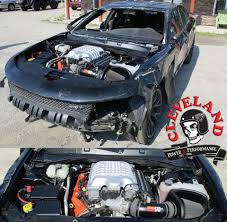 Worlds First Hellcat Turnkey Engines! - Cleveland Power & Performance