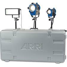 Arri 4 Light Kit Arri H 4 Plus Hybrid Ac Light Kit 120 Vac