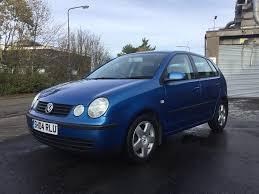 2004 VOLKSWAGEN 1.4 POLO DIESEL AUTOMATIC eg Aygo, Clio, Fiesta ...