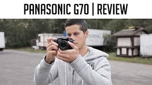 Panasonic LUMIX G70 im Test
