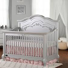 silver nursery furniture. Fancy Aspen Nursery Furniture Convertible Crib Grey Pearl Silver Mist And Set In White M