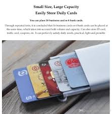 Maybe you would like to learn more about one of these? 2021 Original Xiaomi Youpin Miiiw Card Case Automatic Pop Up Box Cover Card Holder Metal Wallet Id Portable Storage Bank And Credit Card Z3 From Xiaomiyoupinltd 12 57 Dhgate Com