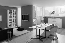 amusing modern design computer room ideas comes with white exquisite home desk curve shape compuiter and home decor amusing contemporary office decor