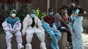 India COVID cases surge, hospitals run ...