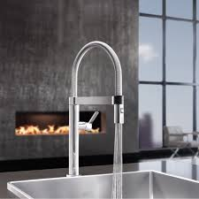 German Kitchen Faucet Brands Culina Mini Pull Down Kitchen Faucet Minis The Ojays And Faucets