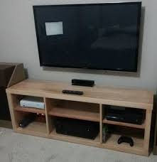 Here is a simple way to make your own DIY TV stand from wood. This
