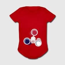 roto ray. roto ray warning lights baby bodysuits - short sleeve bodysuit