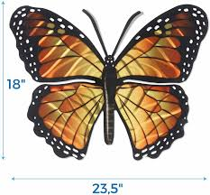 See more ideas about yard art, butterfly, metal. Pink Liffy Metal Butterfly Wall Decor Outdoor Indoor Metal Wall Art Butterfly Hanging Decorations Metal And Glass Garden Theme Home Decorations For Garden Living Room Bedroom Patio Lawn Garden Evertribehq Outdoor