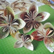 Wedding Decorations Re Bazooka Crafts Origami Wedding Flowers
