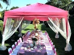 outdoor party tent decorating ideas decoration gallery of cosy backyard graduation also engagement de