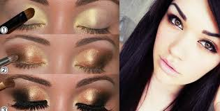 how to do dark eye makeup tips makeup ideas for brown eyes