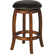 oak and faux leather bar stools cream wood uk stool with swivel black vintage kitchen excellent