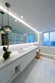 vanity strip lighting. Marvelous Bathroom Strip Lights Bath Wall Cabinet Vanity Best Edge Lighting And Images . O