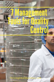 7 Qc Tools Control Charts 7 Management Tools For Quality Control The Thriving Small