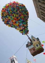 Up House Balloons 15 Famous Fictional Tiny Houses Tiny House Living Hgtv
