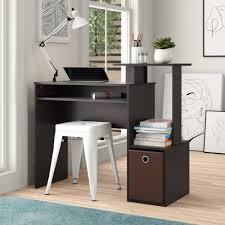 Zipcode Design Writing Desk Zipcode Design Stephon Desk Reviews Wayfair