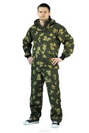 <b>Костюм противоэнцефалитный</b> мужской URSUS: куртка, брюки ...