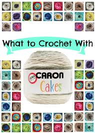 Caron Cakes Yarn Patterns Free Best What To Crochet With Caron Cakes Yarn Happily Hooked