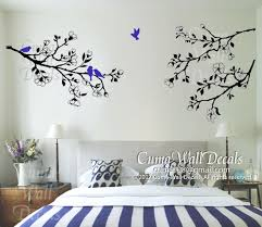 wall art ideas design branch birds wall decals tree children wall decals nursery wall exciting tree branch wall art diy wooden branch art tree branch