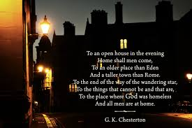 gk chesterton malcolm guite from lanciaesmith com image for the day