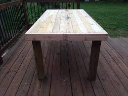 wood pallet patio furniture. Recycled Pallet Wood Patio Table Furniture