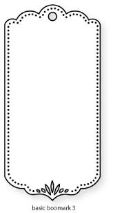 Free Bookmark Templates Printable Bookmark Templates Blank Download Them Or Print