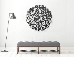 abstract wall decor metal wall art