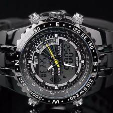 mens sports watches infantry mens lcd digital quartz wrist watch chronograph army sports waterproof