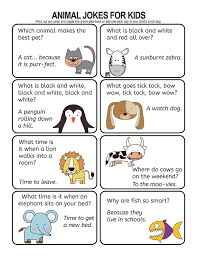 laugh and learn jokes for kids worksheets printables scholastic pas
