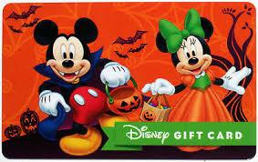 Halloween Gift Cards All 17 Disney Halloween Gift Cards 2008 2017 Villains Glow