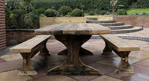 garden dining table with benches. garden dining table and bench set with benches