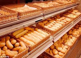 Supermarket Bakeries Are Just Loaf Tanning Salons Daily Mail Online