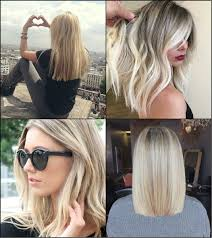 awesome The Perfect Medium Blonde Hairstyles 2017, If you wish to ...