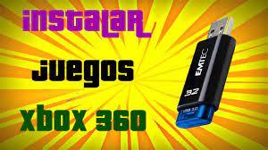 Como colocar tu propia animación de inicio xbox 360 rgh via www.taringa.net. Como Instalar Juegos De Xbox 360 Por Usb Xbox Live Ivegetaia Youtube